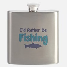 I'd rather be fishing with my daddy Flask