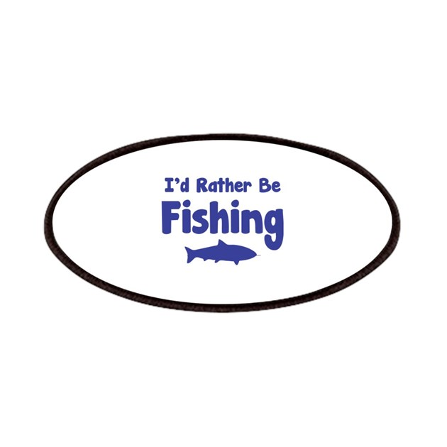 I 39 d rather be fishing with my daddy patches by designalicious for Rather be fishing