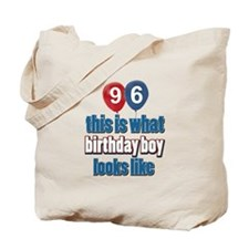 This is what 96 looks like Tote Bag