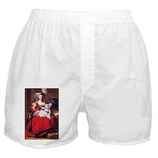 Lebrun: Marie Antoinette & children Boxer Shorts