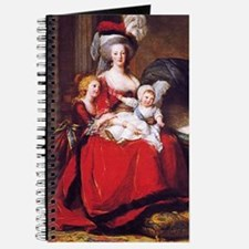 Lebrun: Marie Antoinette & children Journal