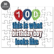 This is what 100 looks like Puzzle