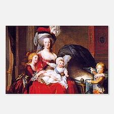 Lebrun: Marie Antoinette Postcards (Package of 8)