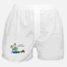 Future Paramedic Boxer Shorts