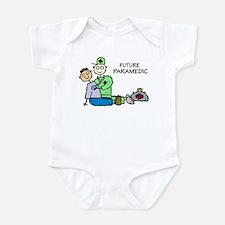 Future Paramedic Infant Bodysuit