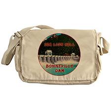 Sea Lion Hell Messenger Bag