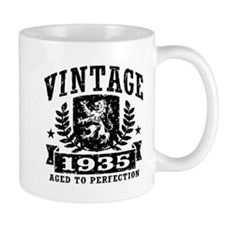 Vintage 1935 Small Mug