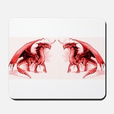Red Dragons Mousepad