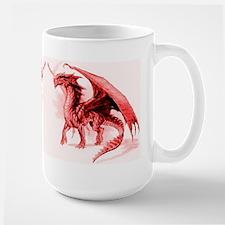 Red Dragons Mug