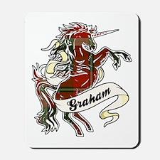 Graham Unicorn Mousepad