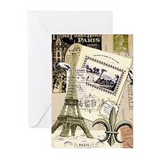 Everything Paris Greeting Cards (Pk of 20)