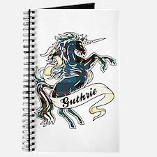 Guthrie Unicorn Journal
