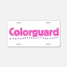 Unique Winter guard Aluminum License Plate