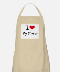 I love My Stinker Apron