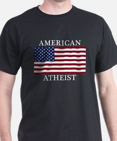 American Atheist Woman's T-Shirt