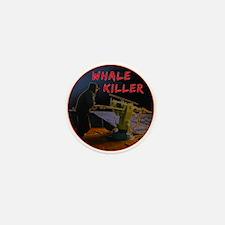 Whale Killers Mini Button (100 pack)