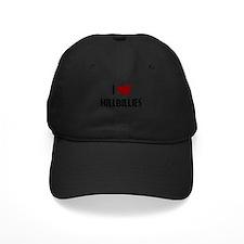 I LOVE HILLBILLIES Baseball Hat