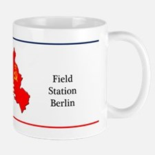 Field Station Berlin Coffee Mug