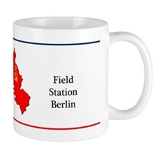 Field Station Berlin Coffee Mug