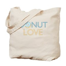 DONUT LOVE Tote Bag