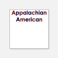 APPALACHIAN AMERICAN Sticker