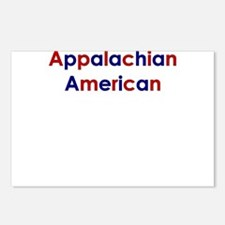 APPALACHIAN AMERICAN Postcards (Package of 8)