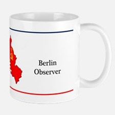 Berlin Observer Coffee Mug