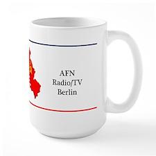 AFN - BERLIN Large Coffee Mug