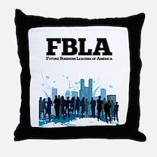 FBLA T-shirt Throw Pillow