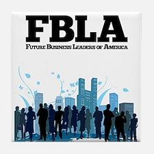 FBLA T-shirt Tile Coaster