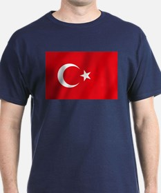 Flag of Turkey T-Shirt