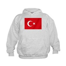 Flag of Turkey Hoodie
