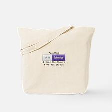 Frantico Tote Bag