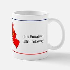 4th Battalion 18th Infantry Coffee Mug