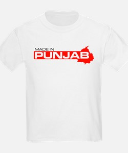 Made in Punjab Kids T-Shirt