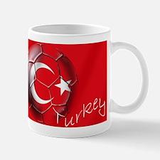 Turkey Football Flag Mug