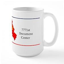 7771st Document Center Large Coffee Mug