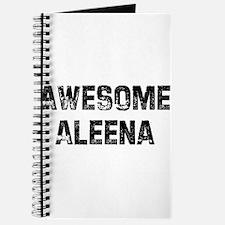 Awesome Aleena Journal