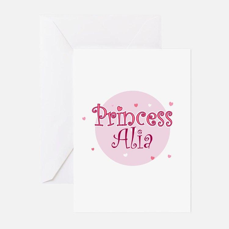 Alia Greeting Cards (Pk of 10)