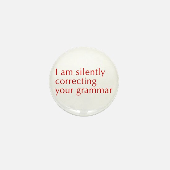 silently-correcting-opt-red Mini Button