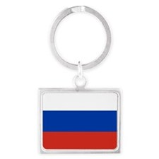 Flag of Russia Keychains