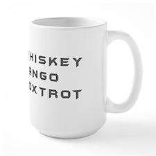WTF-bat Mug