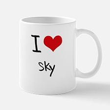 I love Sky Mug