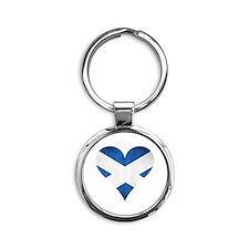 Scotland heart Keychains