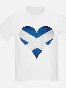 Scotland heart T-Shirt
