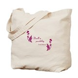 Book writing Canvas Bags