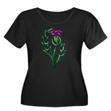 Thistle Goddess Proportioned T-Shirt