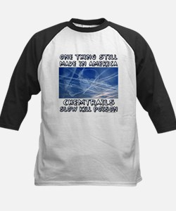 Chemtrails - Still Made in America Baseball Jersey