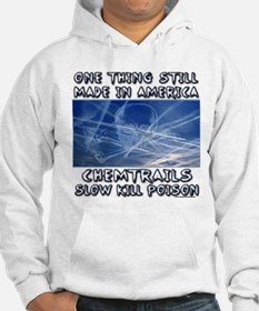 Chemtrails - Still Made in America Hoodie