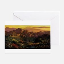 Arizona Desert Greeting Card